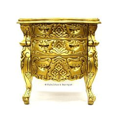 Fabulous & Rococo Side Table - Gold LeafGold Mine, Gold Leaf, Rococo Side, Hall Tables, Bedside Tables, Industrial Design, Golden Gold, Bedrooms Ideas, Design Delight