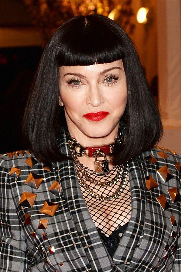 The beauty look of Madonna - VanityFair.it