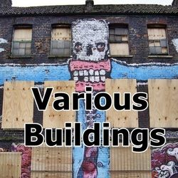Derelict London - hospitals, warehouses, hotels, public pools, shops, toilets, theatres, bunkers....