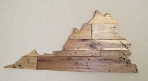 Large Reclaimed Wood Virginia Sign by HarborAndHome on Etsy | Home Ideas |  Pinterest | Virginia, Signs and Woods - Large Reclaimed Wood Virginia Sign By HarborAndHome On Etsy Home