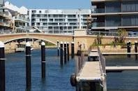 Mandurah Venetian canal living...near the lovely Ocean Marina and you can park your boat outside! Don't mind if I do....but maybe the commute to work might be a bit of a downer.