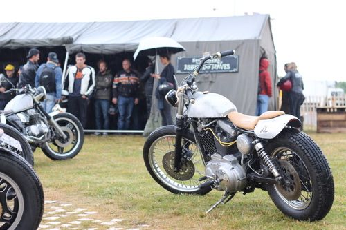 Wheels and waves '15 - riders on the storm - SR by 21grammes motorcycles