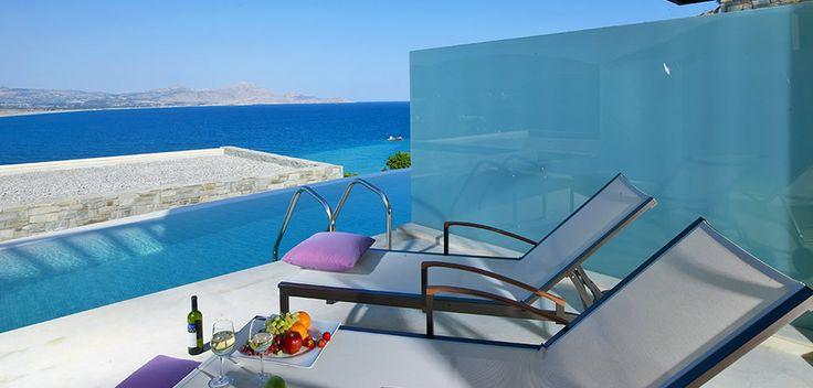 Lindos Blu hotel, Rhodes