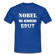 Maglietta con frase simpatica