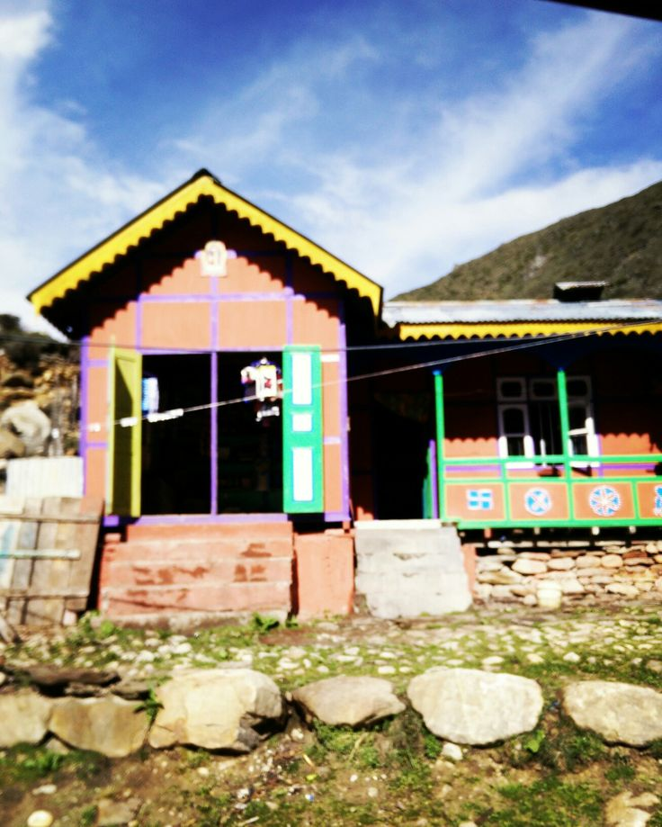 Local grocery shops - North Sikkim