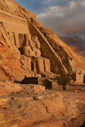 Abu Simbel, el templo que por poco se hunde