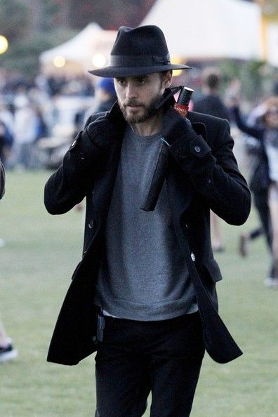 JARED LETO'S HAT OBSESSION | www.rabbity.co.uk