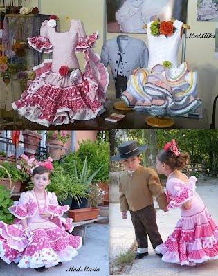 MODA INFANTIL - TRAJES DE FLAMENCA, (Moda Flamenca Granada, Venta de trajes de Flamenco, Flamenco dresses, vestidos de gitana, vestido de sevillanas )