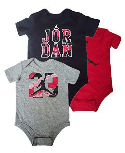 371f04633e4 NIKE Jordan Infant Baby Bodysuit Set