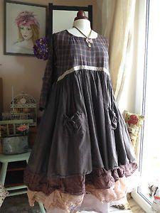 Robe-les-robe-MAGNOLIA-Dress-coton-Cotton-ours-size-pearl-bande