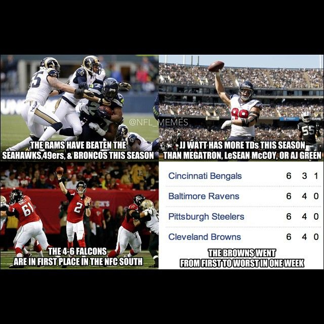 Funny NFL stats from this season (2014)