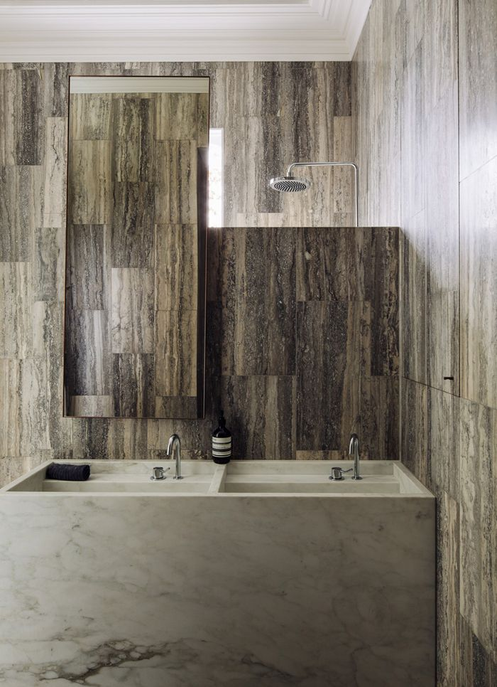 25 Best Images About Stone Bathrooms On Pinterest Caves Taps And Travertine
