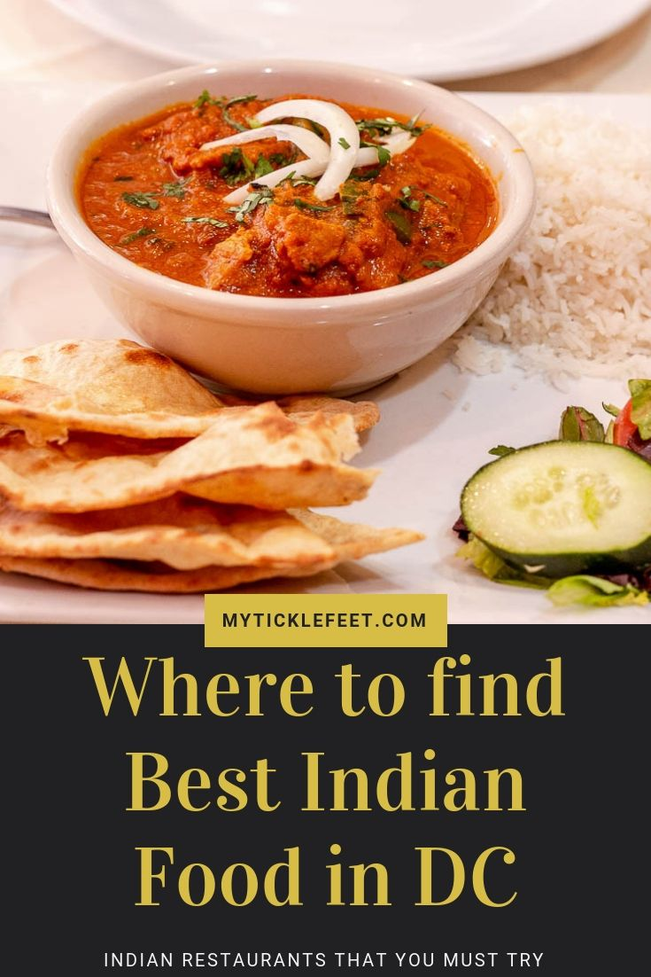 The Best Indian Restaurants In Dc