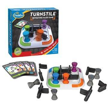 Turnstile - Forgóajtók - logikai képességfejlesztő társasjáték 12 éves kortól - ThinkFun
