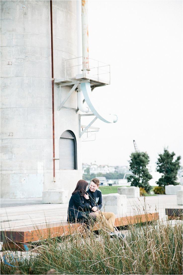 tom maker, rhianna clarke, wynyard quarter, viaduct harbour, silo park, auckland photographer, couple's photo shoot, couple photography, engagement photography, wedding photographer, qiane, qiane photography
