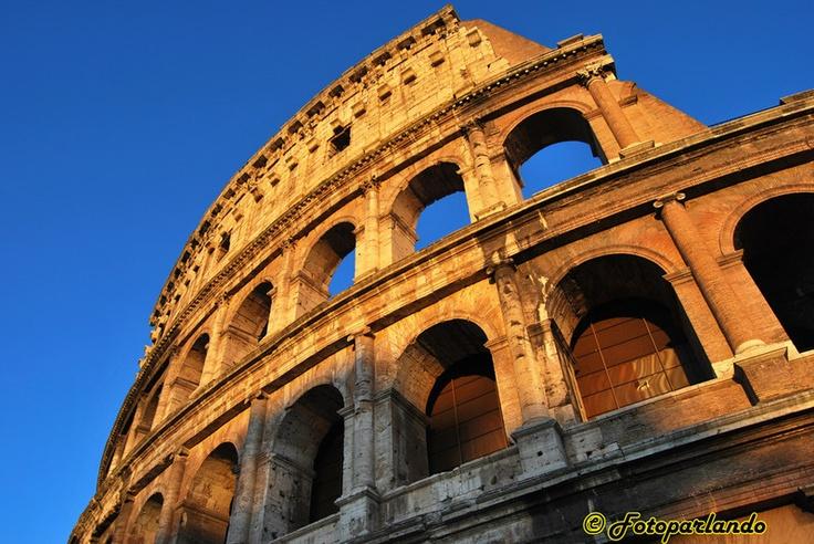 Sua maestà, Il colosseo - Roma