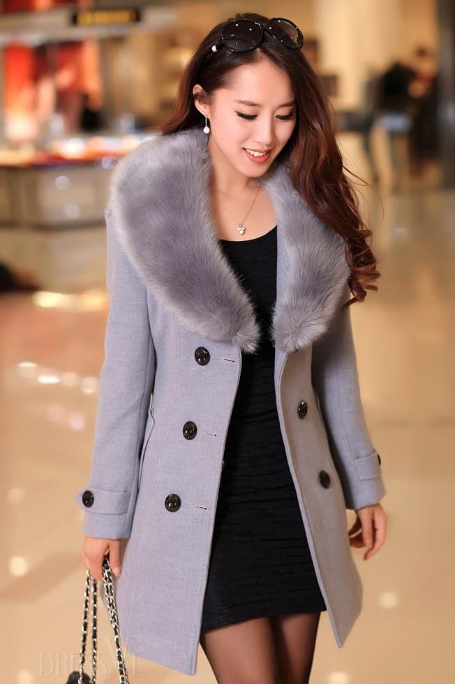 Veste d'hiver femme classe