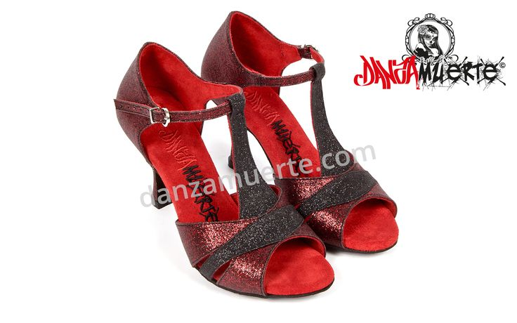 #latin #dancing #shoes Super flexible 5-layered sole made of high quality suede! Grab your pair: http://danzamuerte.com/go/s-1008-premium