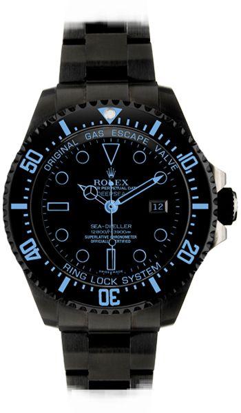 Bamford Watch Department - Rolex Deepsea 'Gurus' Limited Edition.