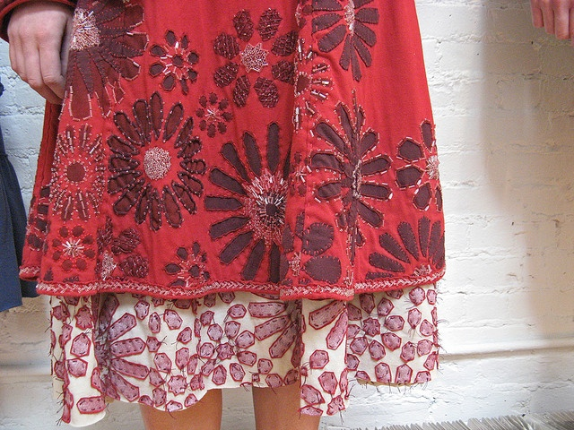 Alabama Chanin Trunk Show | uilted T_hrifted's favorite photos and videos | Flickr