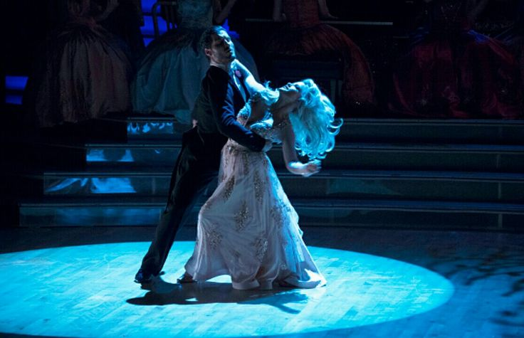 Val and Witney DWTS