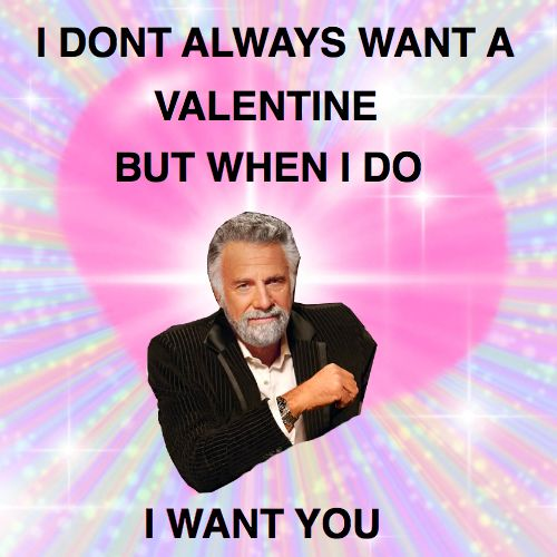 funny alone valentines day quotes