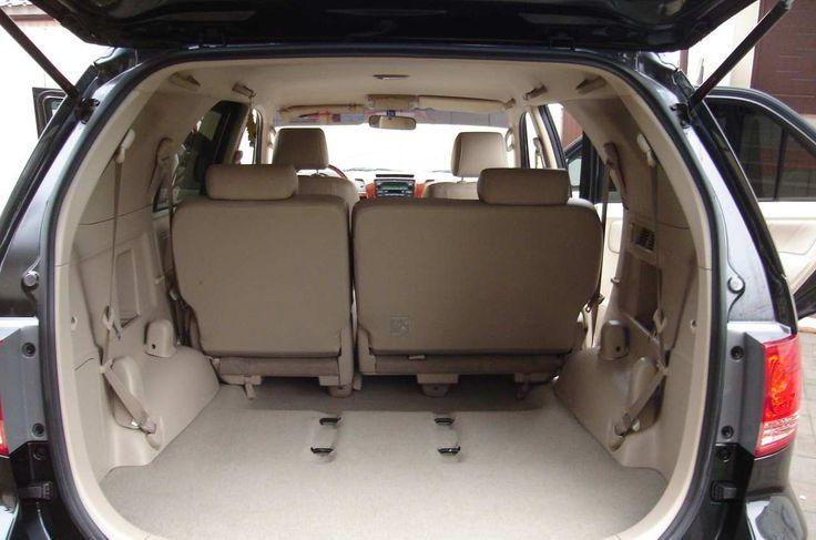 #Toyota Fortuner Back Open Side http://www.carkhabri.com/carmodels/toyota/toyota-fortuner
