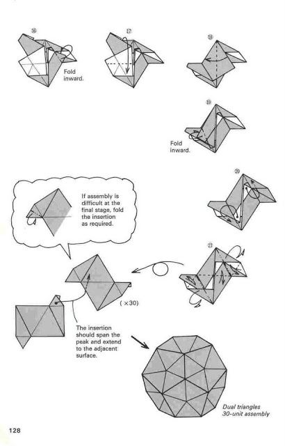 1000  images about modular origami on pinterest