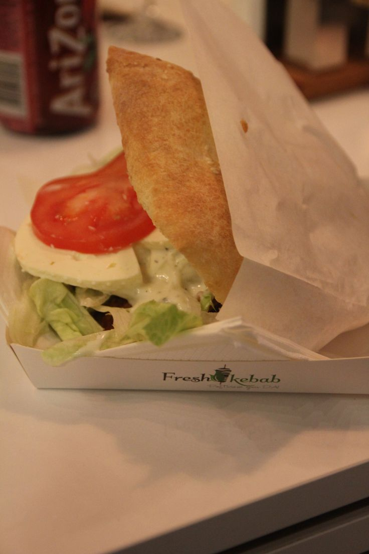 Kebab pui - Fresh Kebab