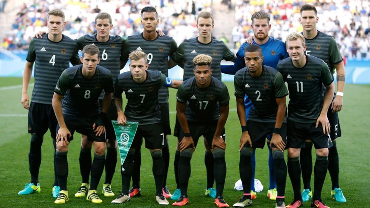 Serge Gnabry, Max Meyer lead talented Germany side into Olympic final - Goal.com