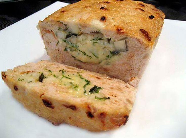 Закуска привлекает совершенно невероятным сочетанием <br /> сыра, груши и базилика.