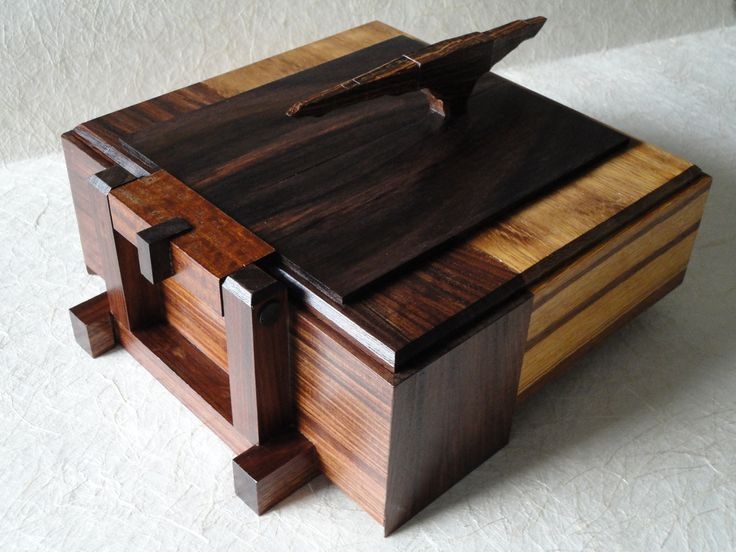 Charming Exotic Wood Boxes Jewelry, Watch, Eyeglass, Keys And Remote Control Storage  Boxes .