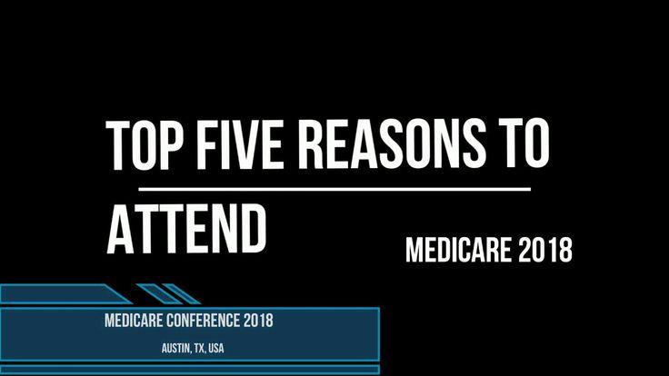 Medicare Conference 2018
