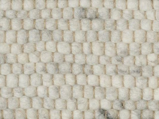 SALSA Collection | cream and grey, master bedroom area rug