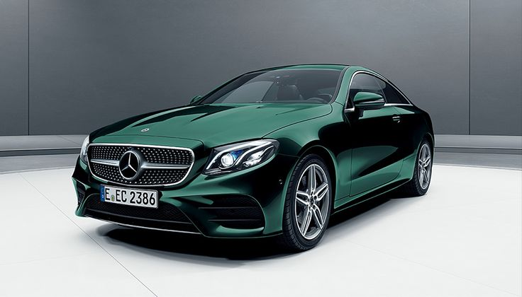 The new E-Class Coupé Debut!|メルセデス・ベンツ日本