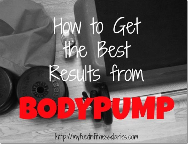 Hopefully you're not too sick of my BodyPump rambles just yet… I obviously drank the BodyPump Kool-Aid and think it's pretty much the best thing ever next to Hunter smiles and peanut butter. So, I'...