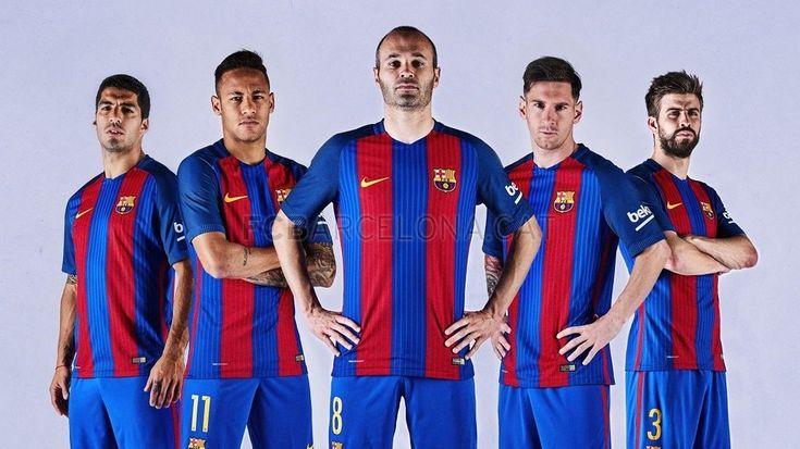 The team #FCBarcelona #Football #FCB #FansFCB #CampionsFCB