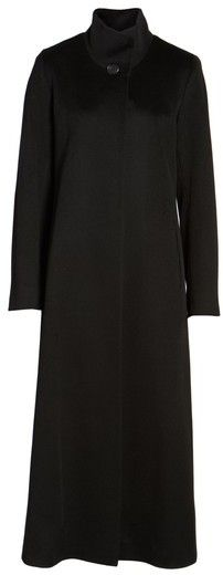 Fleurette Women's Long Wool Coat