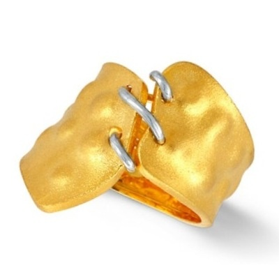 Ring Yellow gold 18k