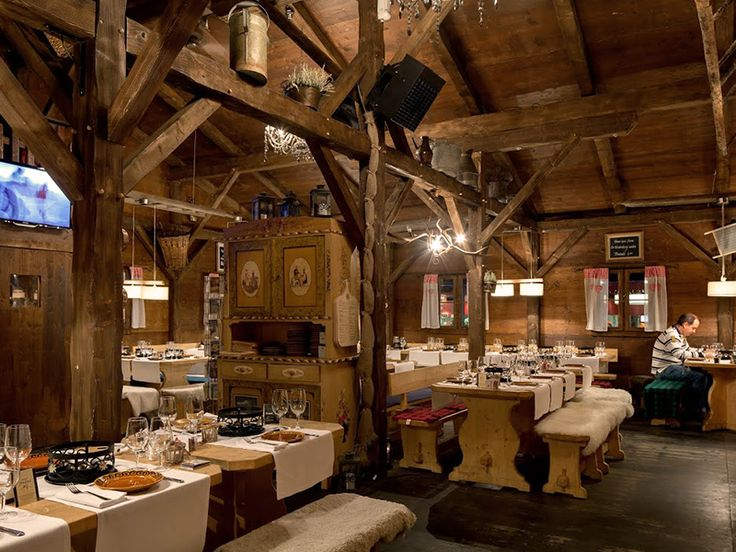 Fondue: Say Cheese | Fondue restaurant in Zurich (EN) | Ron Orp's Mail | Ron Orp