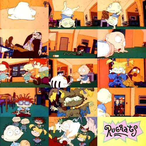 17 Best Images About Rugrats On Pinterest