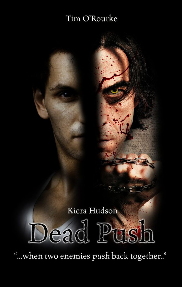 'dead Push' Kiera Hudson Series Two Book 7ing Soon!