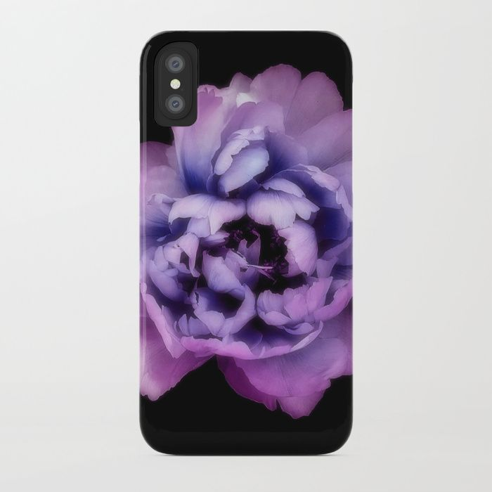 Purple Pantone Ultra Violet color of the year 2018. Protect your iPhone with a one-piece, impact resistant, flexible plastic hard case featuring an extremely slim profile. Simply snap the case onto your iPhone for solid protection and direct access to all device features.