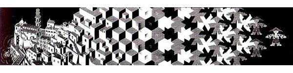 an introduction to the achievements of m c escher Loxodromic spirals in mc escher's sphere surface1 james marcotte department of mathematics, university of rhode island, kingston, ri, usa jamesmarcotte@myuriedu.