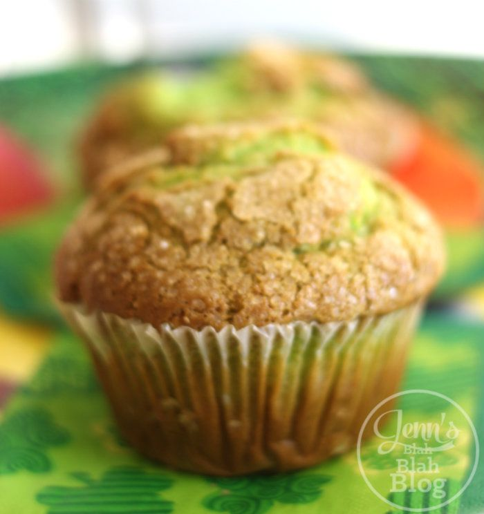 green muffins Saint Patrick's Day Recipe: Green Pistachio Muffin Recipe Pistachio Muffin