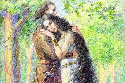 Неизданная повесть Толкина о любви человека и эльфийки выйдет в мае http://mnogomerie.ru/2016/11/03/neizdannaia-povest-tolkina-o-lubvi-cheloveka-i-elfiiki-vyidet-v-mae/  Неизданная «Повесть о Берене и Лютиэн» английского писателя Джона Толкина будет опубликована в мае 2017 года, сообщает The Guardian. В основе сюжета лежит сложная любовная история человека по имени Берен и бессмертной эльфийки Лютиэн. Повесть была написана в 1917 году, после того как Толкин вернулся с фронта. Изначально…