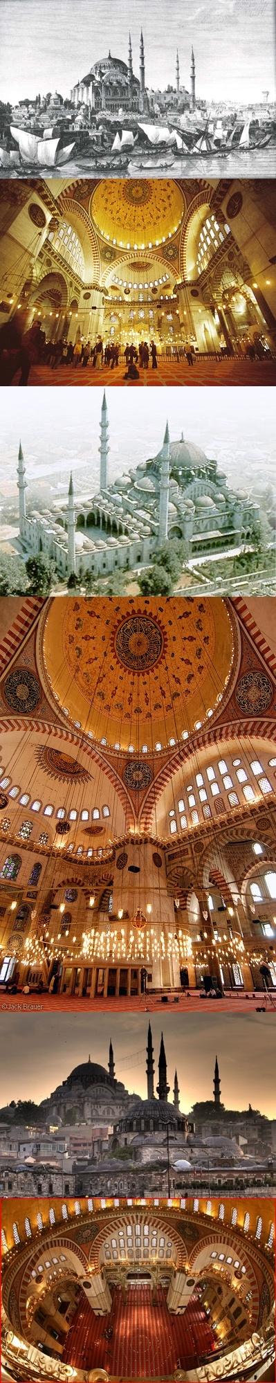 Süleymaniye Mosque and Külliye