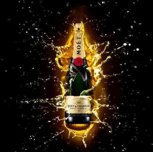 Moet & Chandon - Official Scottish Fashion Awards sponsor