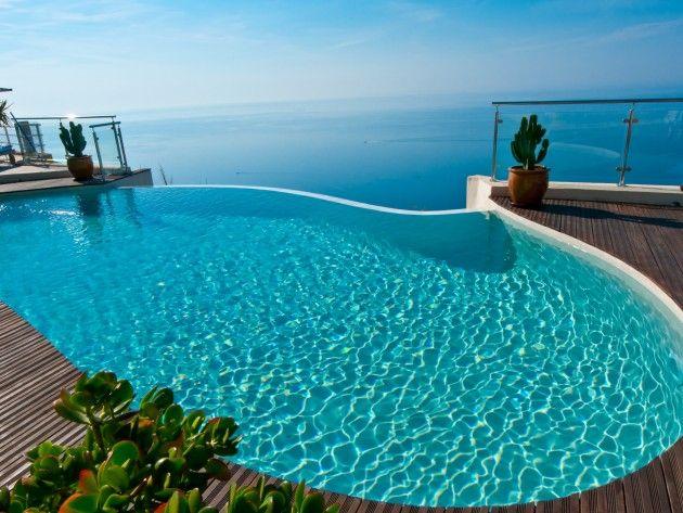 1000 images about piscines de r ve on pinterest for Sims 4 piscine a debordement