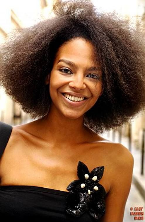 Surprising Natural Hairstyles For African American Women With Medium Length Short Hairstyles Gunalazisus